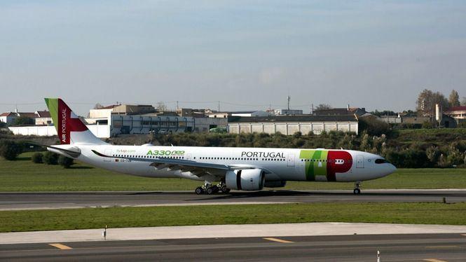 TAP recibe un nuevo avión