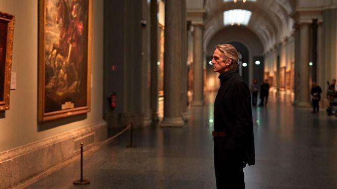 Jeremy Irons, guía del Museo del Prado