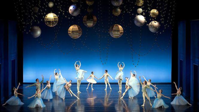 El Cascanueces, por la Compañía Nacional de Danza, en el Teatro de la Zarzuela