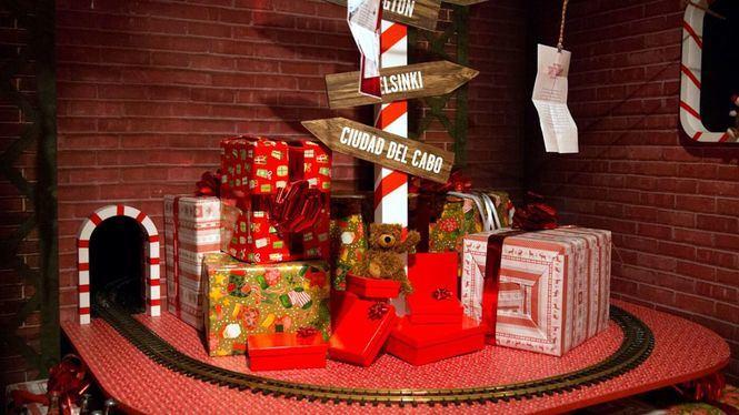 La Casa de la Navidad está en Madrid