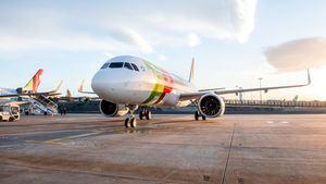 TAP ya ha transportado a tantos pasajeros como en todo el 2018