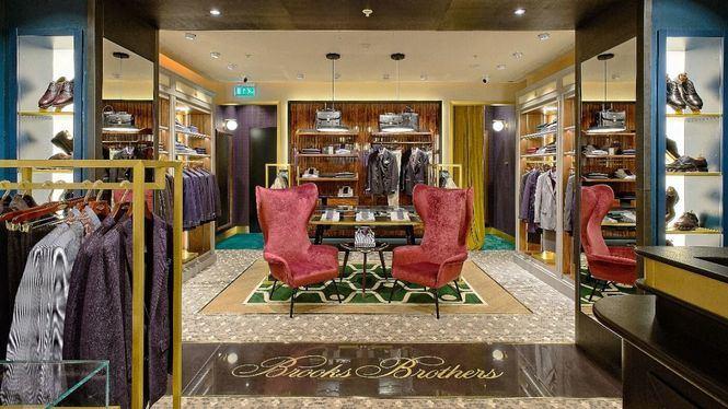 Brooks Brothers abre tienda en Westfield de Londres