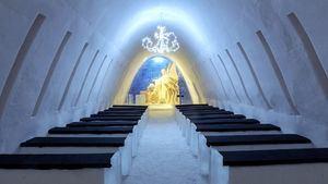 Snow Hotel - Kemi, Finlandia
