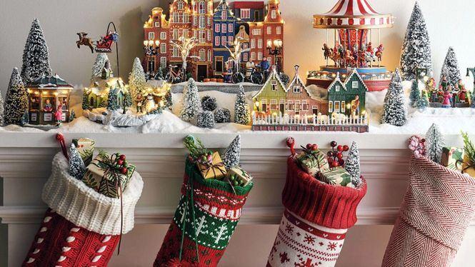 El Corte Inglés apuesta por llenar de espíritu navideño algunos hoteles exclusivos de nuestro país