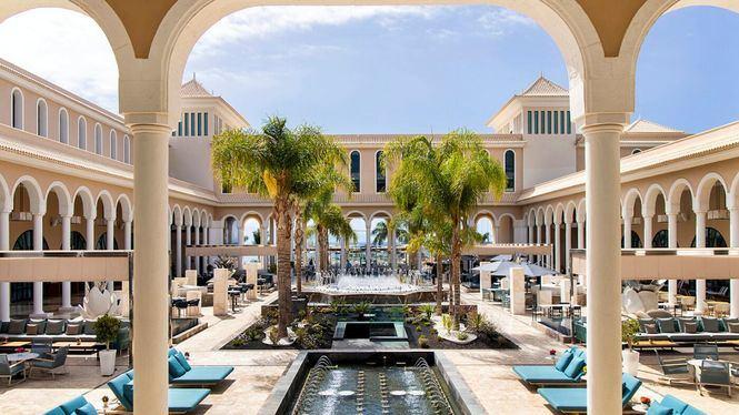 Entrar en 2020 de la forma más espectacular en Gran Meliá Palacio de Isora Tenerife