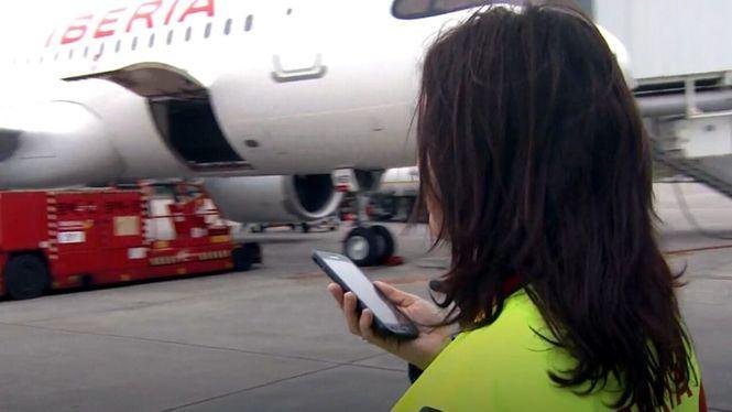 Iberia y Samsung digitalizan los servicios en aeropuertos españoles