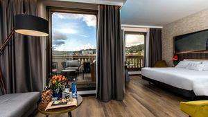 Experiencia de comodidad y atmósfera relajada en el Hotel NYX Bilbao