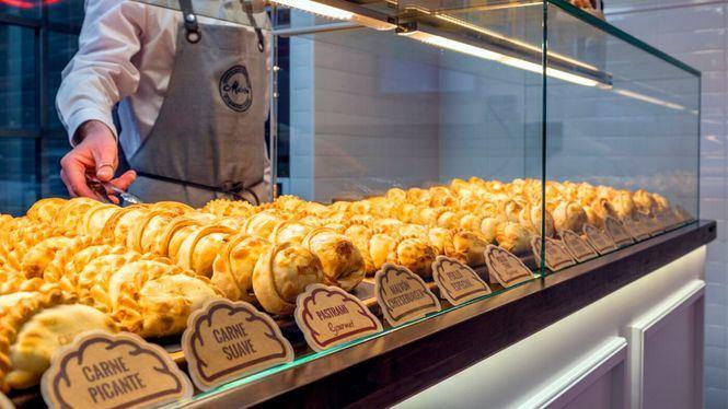 Las empanadas argentinas de Malvón arrasan en Madrid