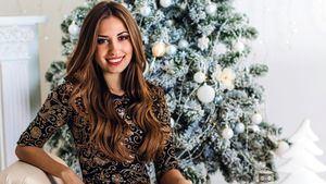 Diferentes looks y peinados para Navidad y Fin de Año