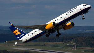 Icelandair reanuda su vuelo directo entre Barcelona y Reikiavik