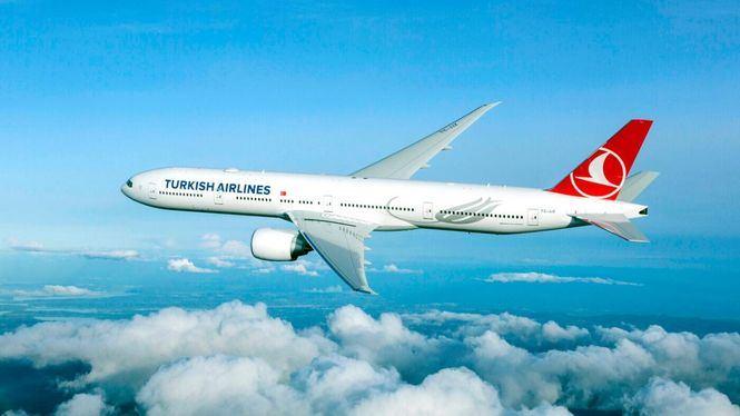 Turkish Airlines tuvo un factor de ocupación del 82,3% en noviembre de 2019