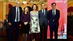 Iberia estrena vuelos directos con Guayaquil