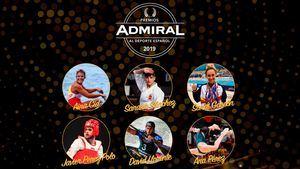 Ganadores de los Premios Admiral al Deporte Español 2019