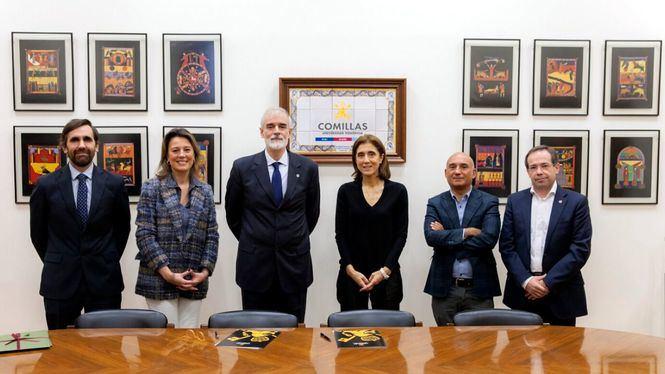 Microsoft y la Universidad Pontificia Comillas firman un acuerdo en innovación educativa