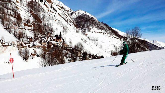 Los mini resort del Pirineo Francés