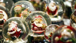 Las carreras solidarias de Papás Noel de esta Navidad