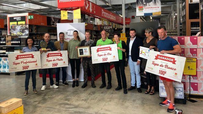 El Bar La Salud, premio de oro en la Ruta de la Tapa de Adeje 2019