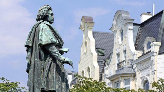 250º aniversario del nacimiento de Ludwig Van Beethoven