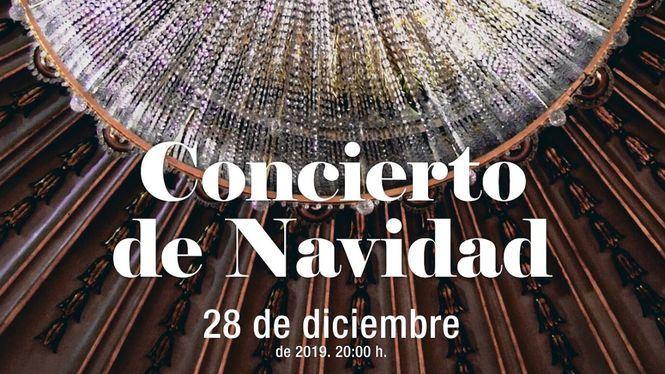Llega el tradicional Concierto de Navidad del Teatro de la Zarzuela