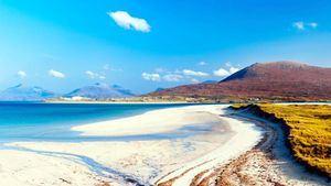 Luskentyre: Disfrutar de playas solitarias y perfectas en Escocia