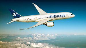 Air Europa entre las aerolíneas de red más puntuales de Europa en 2019