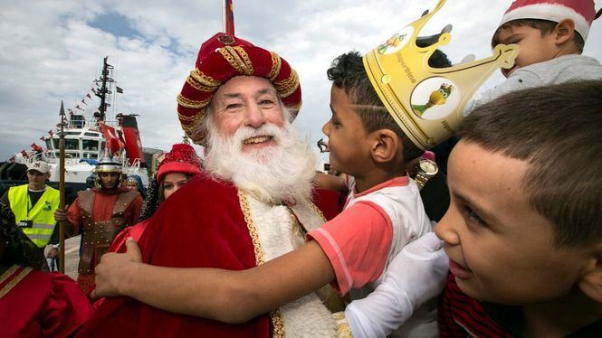 La Noche de Reyes, la cita más animada de las navidades en la capital grancanaria