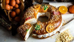Saber escoger un buen Roscón de Reyes