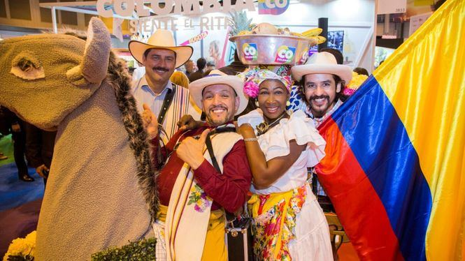 Colombia traerá un festival de ritmos musicales a FITUR 2020
