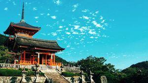 Japón. Templo Kiyomizu Dera