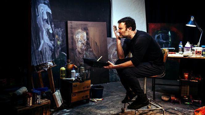 El hombre y el lienzo. En el Teatro Fernán Gómez
