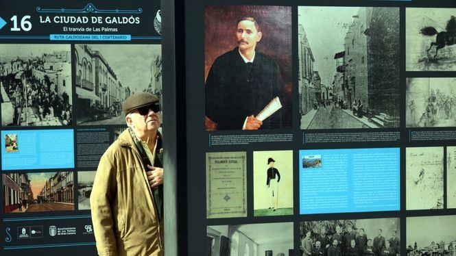Las Palmas de Gran Canaria culmina la celebración de los actos del bienio galdosiano