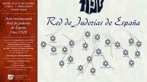 La Red de Juderías de España presente en FITUR