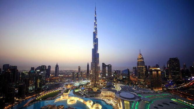 Burj Khalifa, el edificio más alto del mundo cumple 10 años