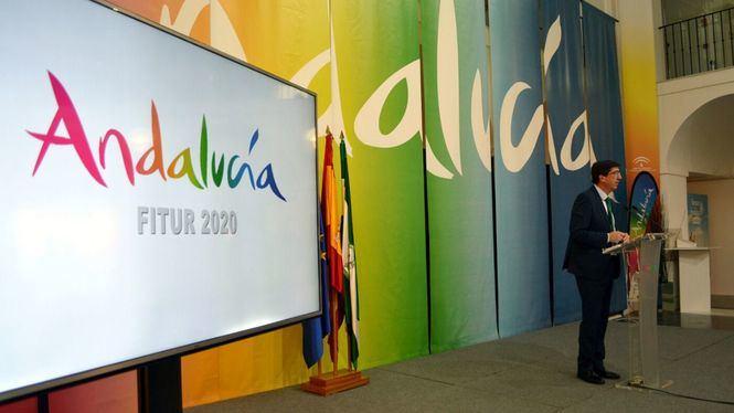 Presentación de la presencia de Andalucía en Fitur 2020