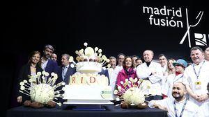 Inaugurada la XVIII edición de Madrid Fusión