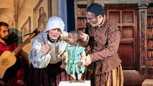 La increíble historia de Juan Latino, en el Teatro de la Zarzuela