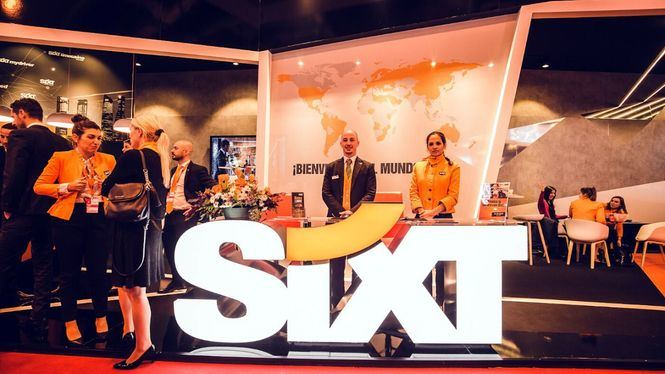 SIXT presenta sus servicios de movilidad en FITUR 2020