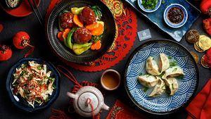 El sabor tradicional del Año Nuevo Lunar sube a bordo de Emirates