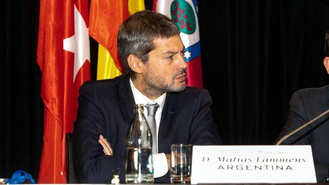 Argentina busca incrementar la conectividad aérea con España
