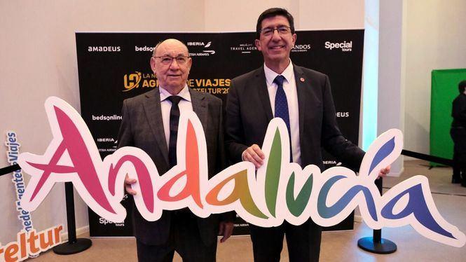 Andalucía busca el respaldo de los empresarios turísticos en el Foro Exceltur la antesala de Fitur