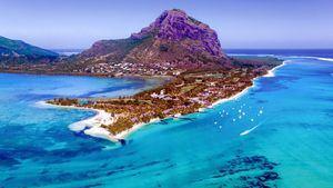Casi 15.000 españoles viajaron a la isla de Mauricio en 2019