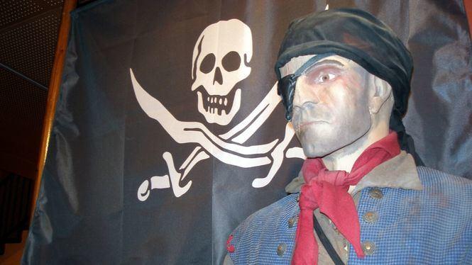 Los Ladrones del Mar, exposición Piratas recorre el fascinante mundo de la piratería