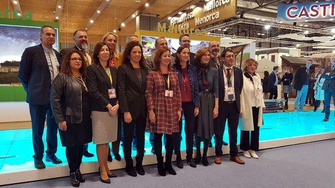 El consejero balear dice en FITUR que apostar por la sostenibilidad es una obligación