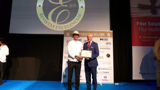 La Autoridad de Turismo de Panamá recibe el premio a la Excelencia e Innovación en FITUR