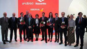 Iberia presenta en FITUR un proyecto para neutralizar la huella de carbono de sus viajes
