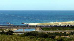 El Transcantábrico: crucero sobre railes