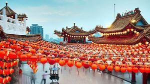 Los turistas chinos que pagan en España con tarjeta aumenta un 22% durante el Año Nuevo Chino