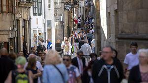 Galicia registra en el 2019 los mejores datos turísticos de su historia