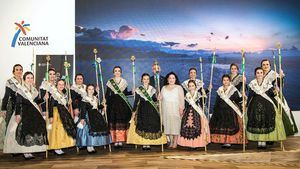 Castellón celebra el 75 aniversario de sus Fiestas de la Magdalena