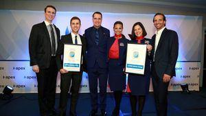 APEX reconoce a LATAM Airlines por mejorar a sus pasajeros la experiencia de viaje